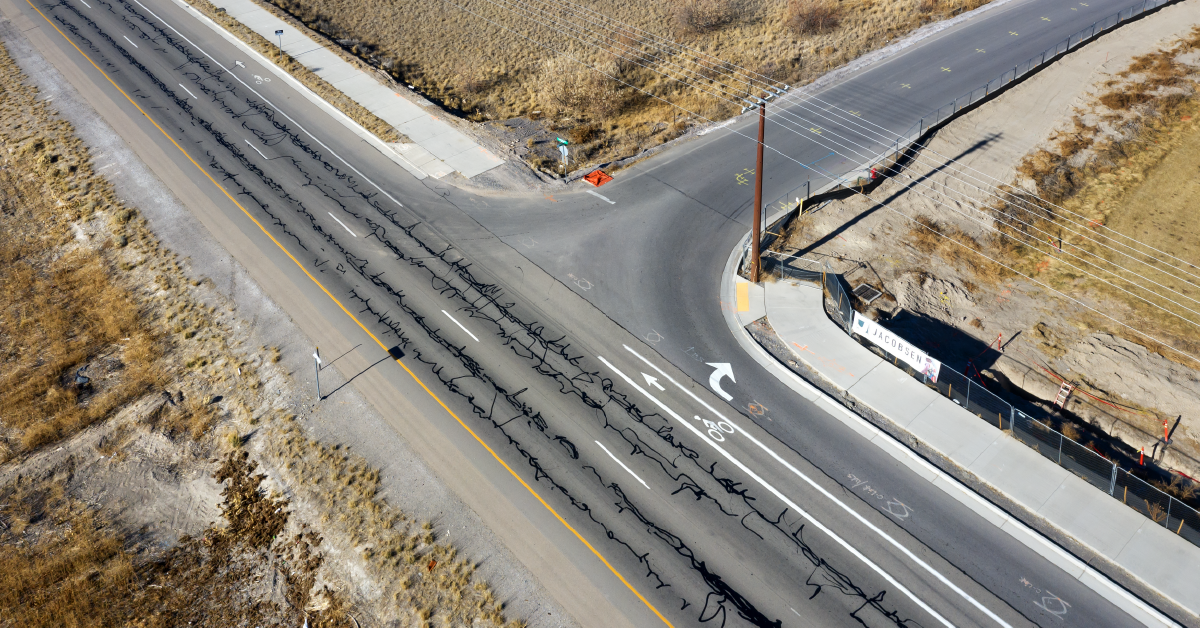 Transportation engineering for UDOT access on SR191